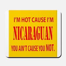 Hot Nicaraguan Mousepad