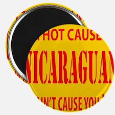 Hot Nicaraguan Magnet