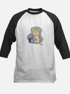 Scaredy Cat Baseball Jersey
