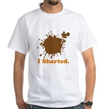 I Sharted (Poop Stain) Shirt