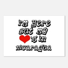 Heart in Nicaragua Postcards (Package of 8)