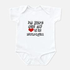 Heart in Nicaragua Infant Bodysuit
