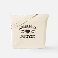 Nicaragua Forever Tote Bag
