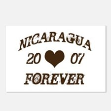Nicaragua Forever Postcards (Package of 8)