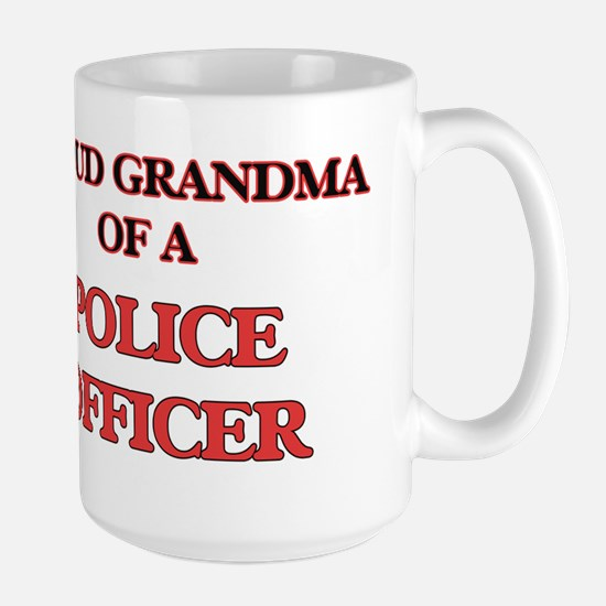Proud Grandma of a Police Officer Mugs