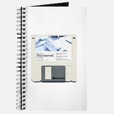 Internet on a disk Journal