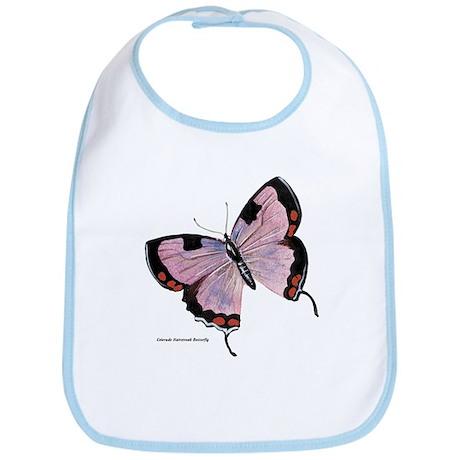 Colorado Hairstreak Butterfly Bib