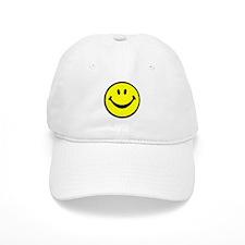 Happy Face Baseball Cap