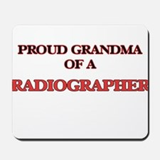 Proud Grandma of a Radiographer Mousepad