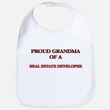 Proud Grandma of a Real Estate Developer Bib