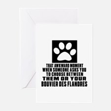 Bouvier Des Flandres Awk Greeting Cards (Pk of 20)
