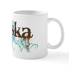 ALASKA grunge Mug