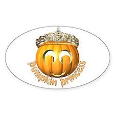 Pumpkin Princess Decal