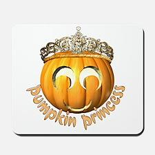 Pumpkin Princess Mousepad