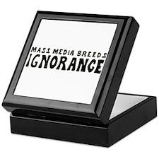 Ignorance Keepsake Box