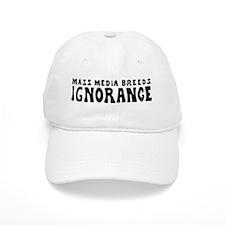 Ignorance Baseball Baseball Cap