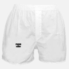 Proud to be TOMMASO Boxer Shorts