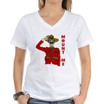 Mount Me Women's V-Neck T-Shirt