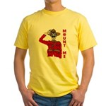 Mount Me Yellow T-Shirt