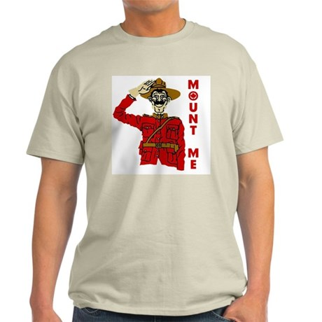Mount Me Light T-Shirt