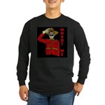 Mount Me Long Sleeve Dark T-Shirt