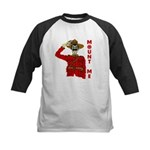 Mount Me Kids Baseball Jersey
