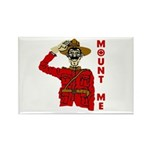 Mount Me Rectangle Magnet (10 pack)