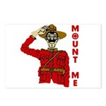 Mount Me Postcards (Package of 8)