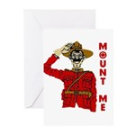 Mount Me Greeting Cards (Pk of 20)