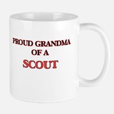 Proud Grandma of a Scout Mugs