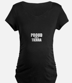 Proud to be TICO Maternity T-Shirt
