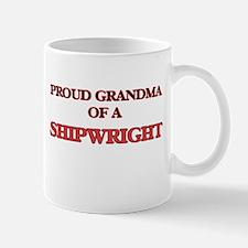 Proud Grandma of a Shipwright Mugs