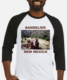 BANDELIER, NEW MEXICO Baseball Jersey