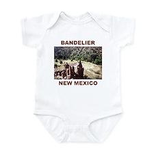 BANDELIER, NEW MEXICO Infant Bodysuit