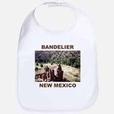 BANDELIER, NEW MEXICO Bib