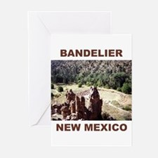 BANDELIER, NEW MEXICO Greeting Cards (Pk of 20)