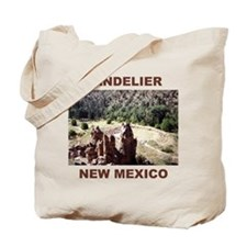 BANDELIER, NEW MEXICO Tote Bag