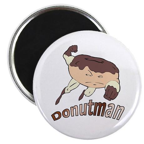 "Donut Man 2.25"" Magnet (10 pack)"
