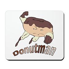 Donut Man Mousepad