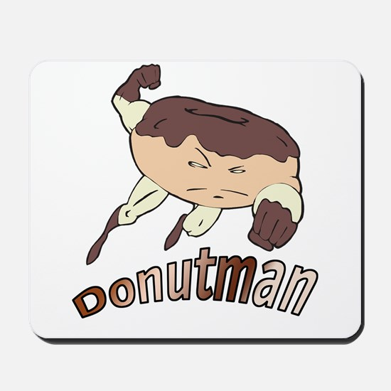Donut Man Mousepad