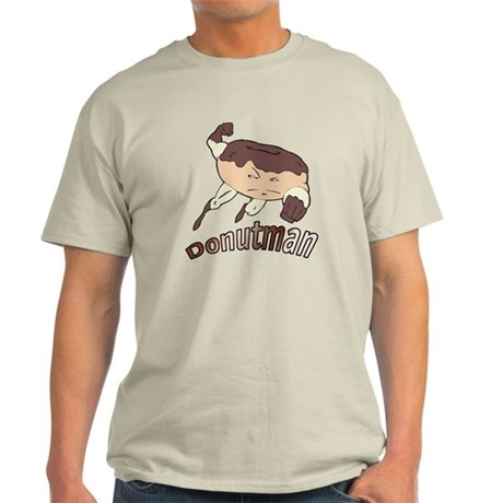 Donut Man Light T-Shirt