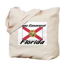 Cape Canaveral Florida Tote Bag