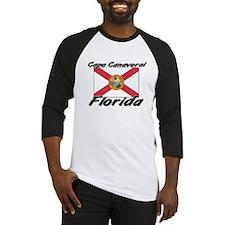 Cape Canaveral Florida Baseball Jersey