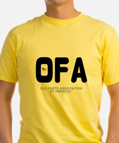 OLD FARTS ASSOCIATION OF AMERICA T-Shirt