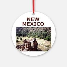 NEW MEXICO Ornament (Round)