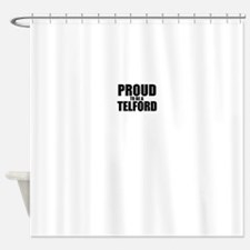 Proud to be TEETS Shower Curtain