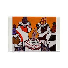 Guinea Pig ~ LilyKo.com Rectangle Magnet (10 pack)