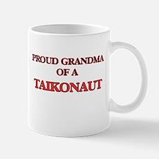 Proud Grandma of a Taikonaut Mugs