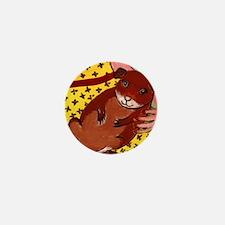 Funny Galore Mini Button