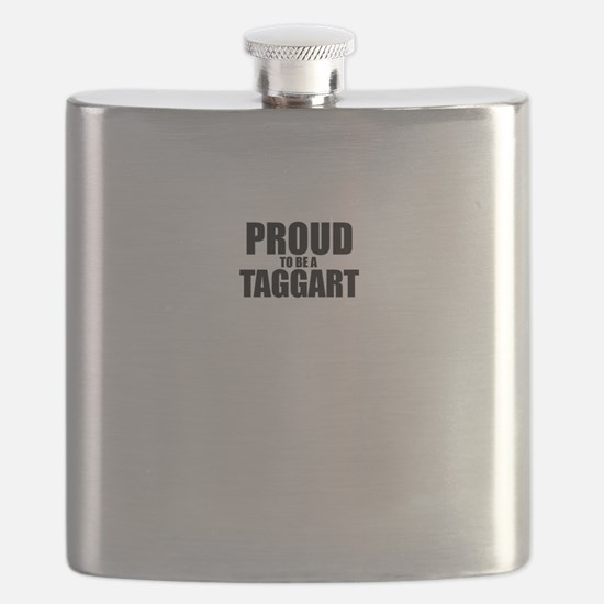 Proud to be TABISH Flask